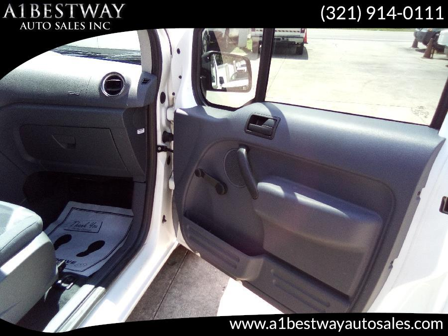 "Used Ford Transit Connect 114.6"" XL w/o side or rear door glass 2013 
