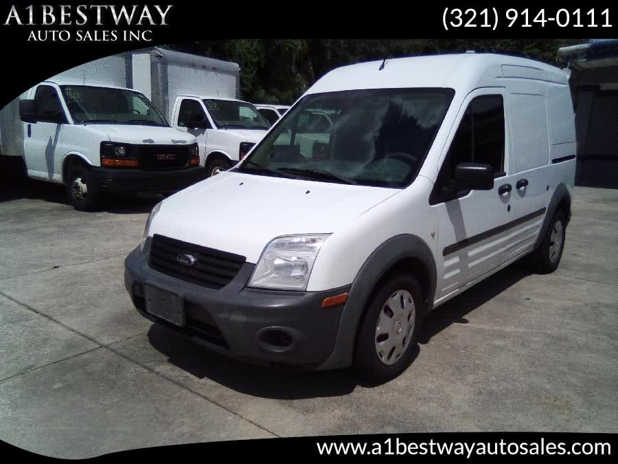 Used 2013 Ford Transit Connect in Melbourne , Florida | A1 Bestway Auto Sales Inc.. Melbourne , Florida