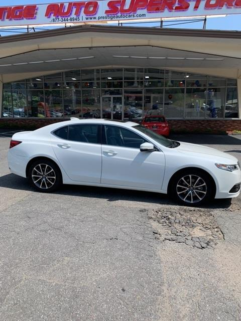 Used Acura Tlx 3.5L V6 2016 | Prestige Auto Cars LLC. New Britain, Connecticut