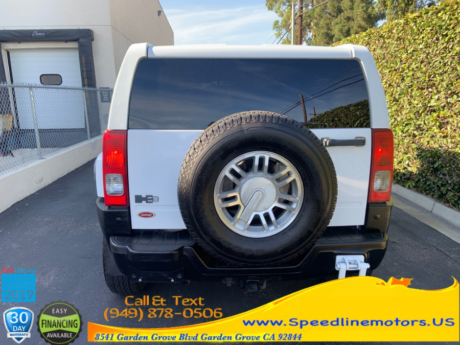 2007 HUMMER H3 4WD 4dr SUV, available for sale in Garden Grove, California | Speedline Motors. Garden Grove, California