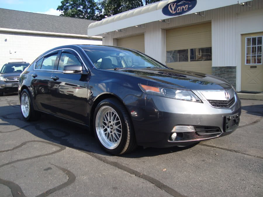 Used 2012 Acura TL in Manchester, Connecticut | Yara Motors. Manchester, Connecticut