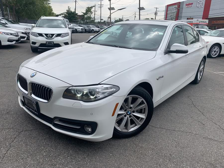 Used 2016 BMW 5 Series in Hillside, New Jersey | M Sport Motor Car. Hillside, New Jersey