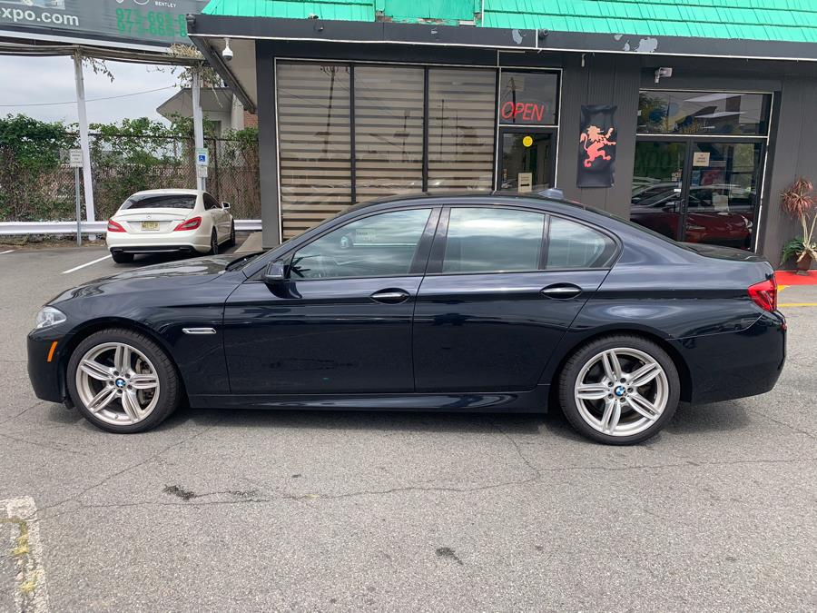 2016 BMW 5 Series 4dr Sdn 550i xDrive AWD, available for sale in Lodi, New Jersey | European Auto Expo. Lodi, New Jersey