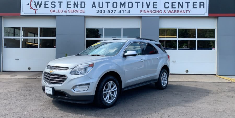 Used 2016 Chevrolet Equinox in Waterbury, Connecticut | West End Automotive Center. Waterbury, Connecticut