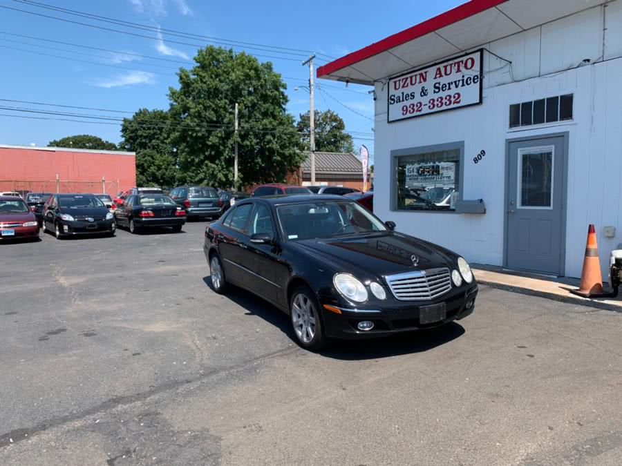 Used 2008 Mercedes-Benz E-Class in West Haven, Connecticut | Uzun Auto. West Haven, Connecticut