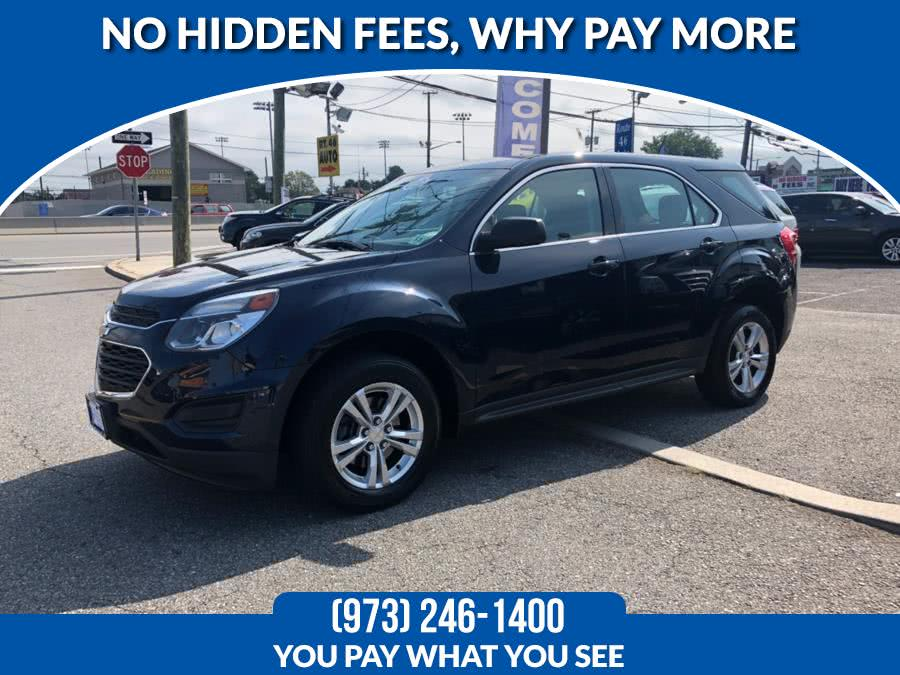Used 2016 Chevrolet Equinox in Lodi, New Jersey | Route 46 Auto Sales Inc. Lodi, New Jersey