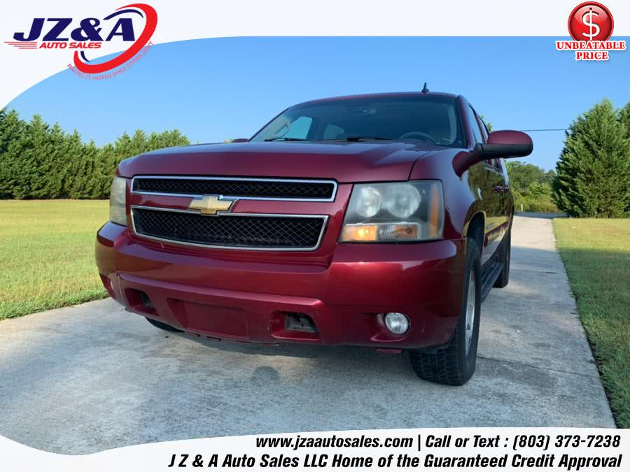 Used Chevrolet Suburban 2WD 4dr 1500 LT 2007 | J Z & A Auto Sales LLC. York, South Carolina