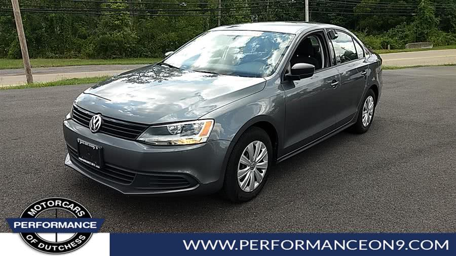 Used Volkswagen Jetta Sedan 4dr Auto S 2014 | Performance Motorcars Inc. Wappingers Falls, New York