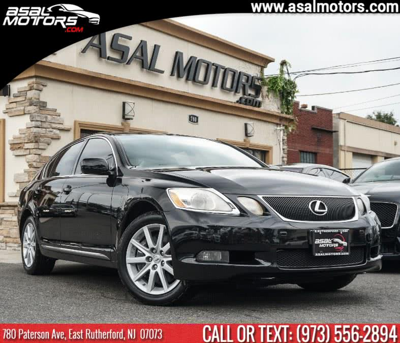 Used Lexus GS 350 4dr Sdn AWD 2007 | Asal Motors. East Rutherford, New Jersey