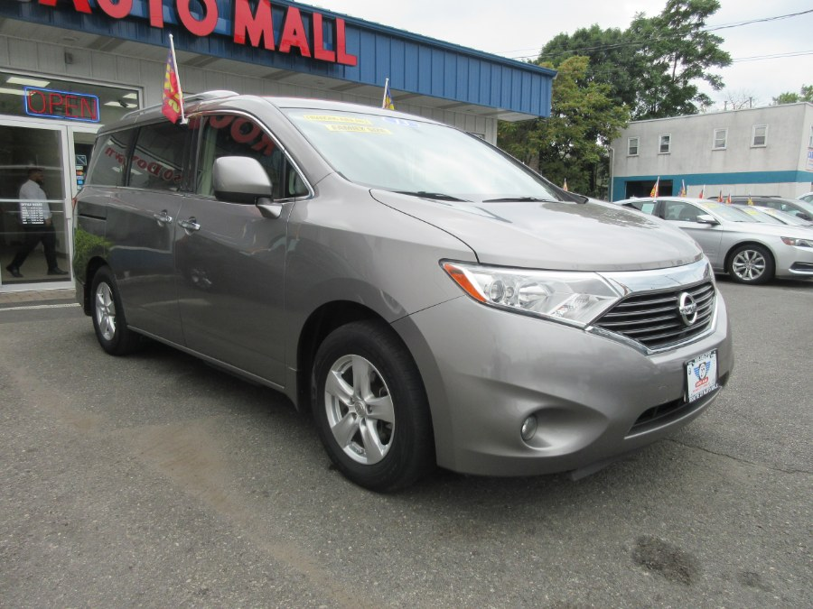 Used Nissan Quest 4dr SV 2013 | Route 27 Auto Mall. Linden, New Jersey