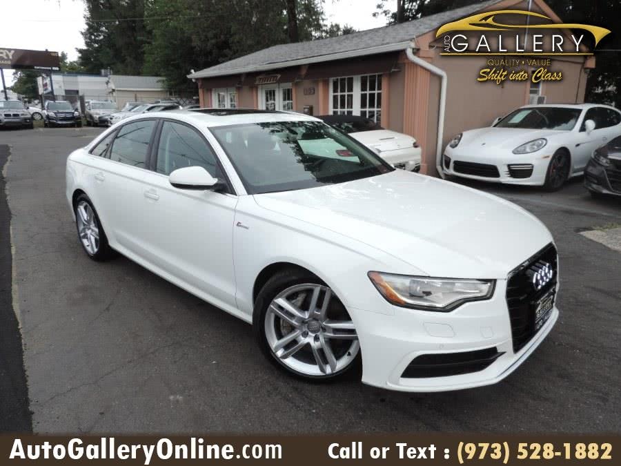 Used 2015 Audi A6 in Lodi, New Jersey | Auto Gallery. Lodi, New Jersey