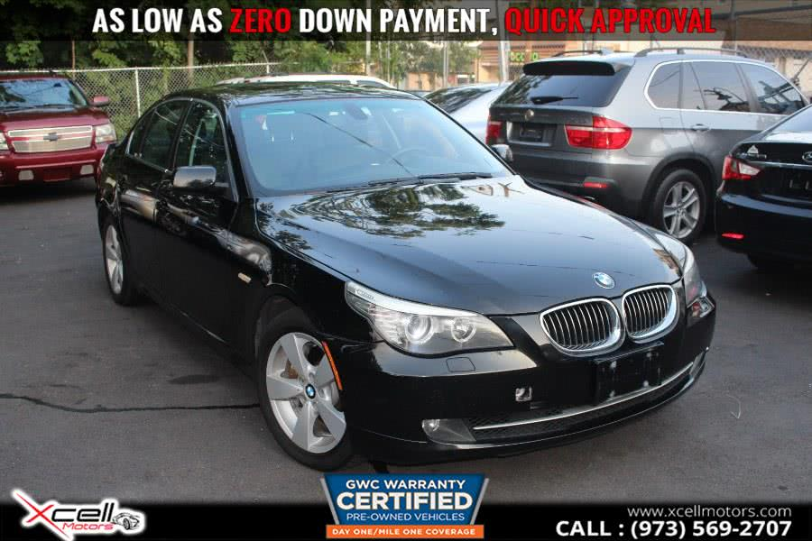 Used 2008 BMW 5 Series in Paterson, New Jersey | Xcell Motors LLC. Paterson, New Jersey