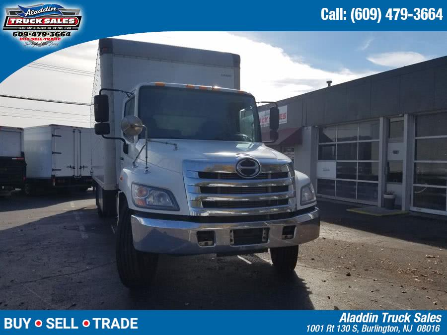 Used 2012 Hino 338 in Burlington, New Jersey | Aladdin Truck Sales. Burlington, New Jersey