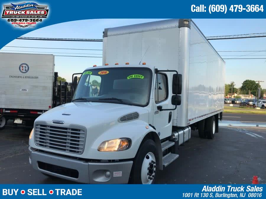 Used 2016 Freightliner M2a106 in Burlington, New Jersey | Aladdin Truck Sales. Burlington, New Jersey