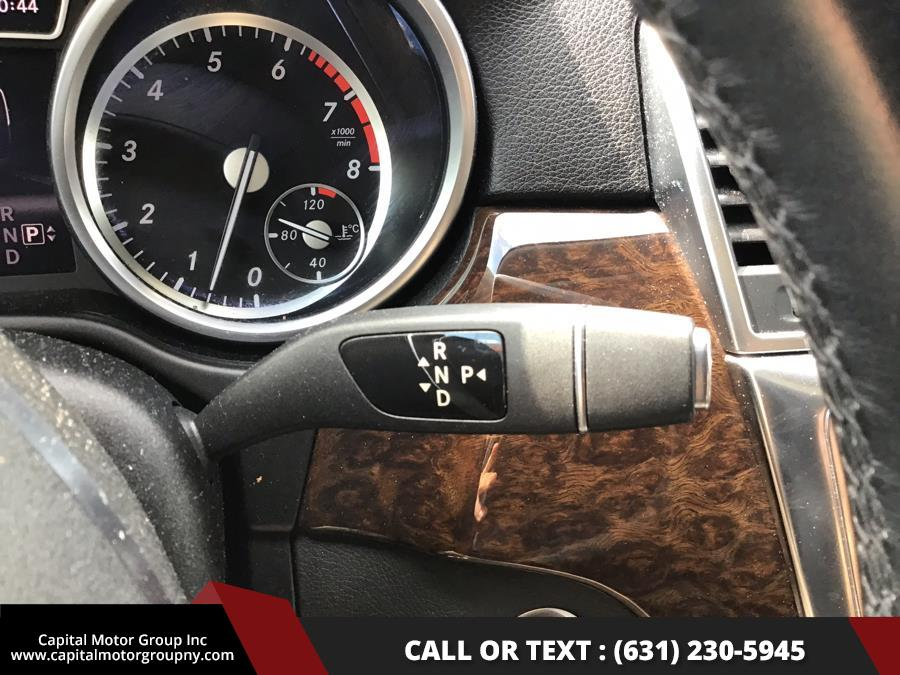 2013 Mercedes-Benz M-Class 4MATIC 4dr ML350, available for sale in Medford, New York | Capital Motor Group Inc. Medford, New York