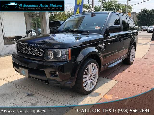 Used 2012 Land Rover Range Rover Sport in Garfield, New Jersey | 4 Seasons Auto Motors. Garfield, New Jersey