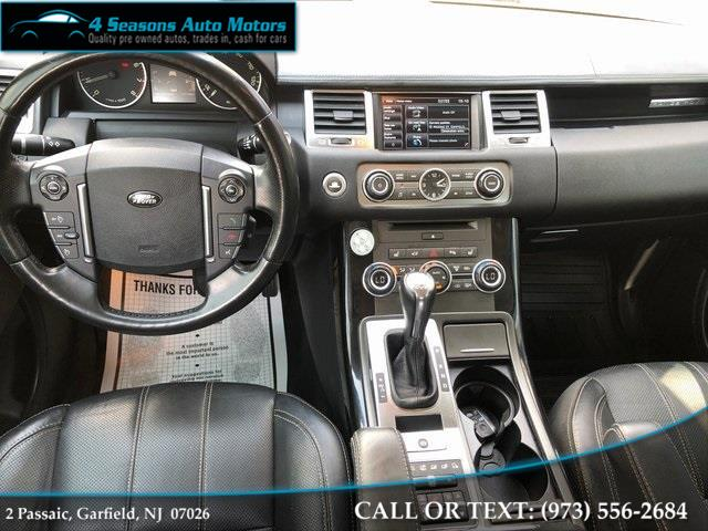 Used Land Rover Range Rover Sport HSE 2012 | 4 Seasons Auto Motors. Garfield, New Jersey