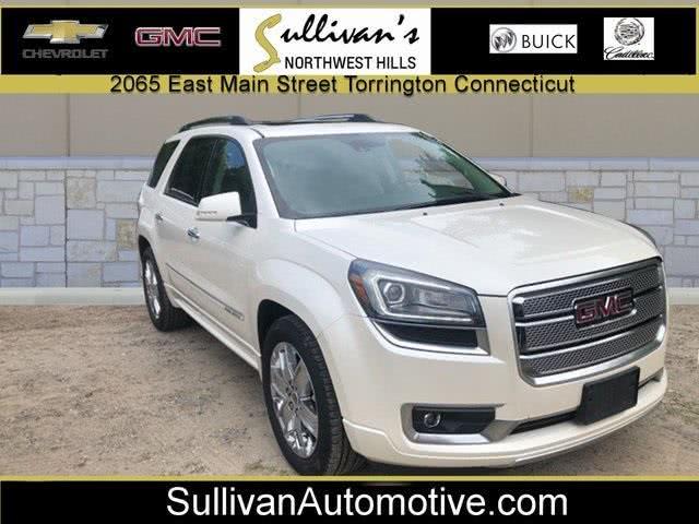 Used GMC Acadia Denali 2015   Sullivan Automotive Group. Avon, Connecticut