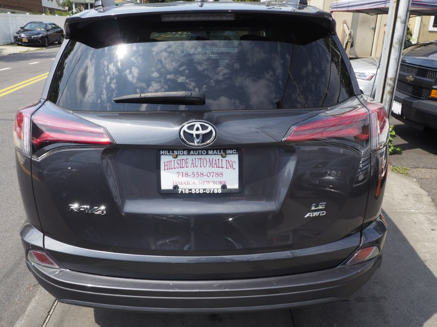 2016 Toyota RAV4 AWD 4dr LE (Natl), available for sale in Jamaica, New York | Hillside Auto Mall Inc.. Jamaica, New York