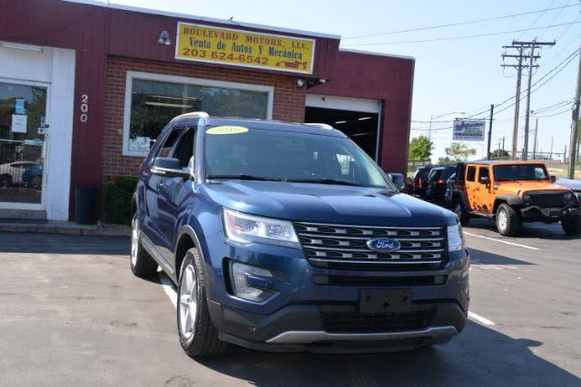Used 2016 Ford Explorer in New Haven, Connecticut | Boulevard Motors LLC. New Haven, Connecticut
