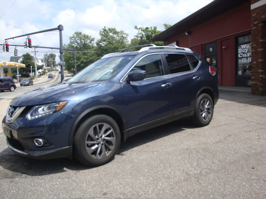 Used 2016 Nissan Rogue in Torrington, Connecticut | Ross Motorcars. Torrington, Connecticut