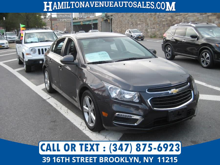 Used 2015 Chevrolet Cruze in Brooklyn, New York | Hamilton Avenue Auto Sales DBA Nyautoauction.com. Brooklyn, New York