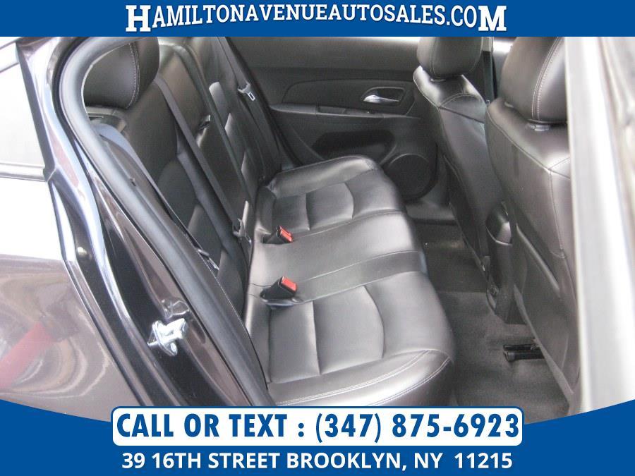 2015 Chevrolet Cruze 4dr Sdn Auto 2LT, available for sale in Brooklyn, New York   Hamilton Avenue Auto Sales DBA Nyautoauction.com. Brooklyn, New York