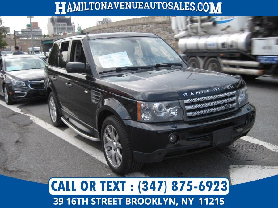 Used 2009 Land Rover Range Rover Sport in Brooklyn, New York | Hamilton Avenue Auto Sales DBA Nyautoauction.com. Brooklyn, New York