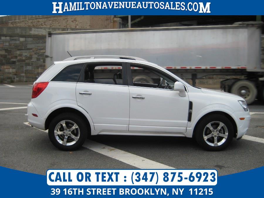 Used Chevrolet Captiva Sport Fleet FWD 4dr LT 2014 | Hamilton Avenue Auto Sales DBA Nyautoauction.com. Brooklyn, New York