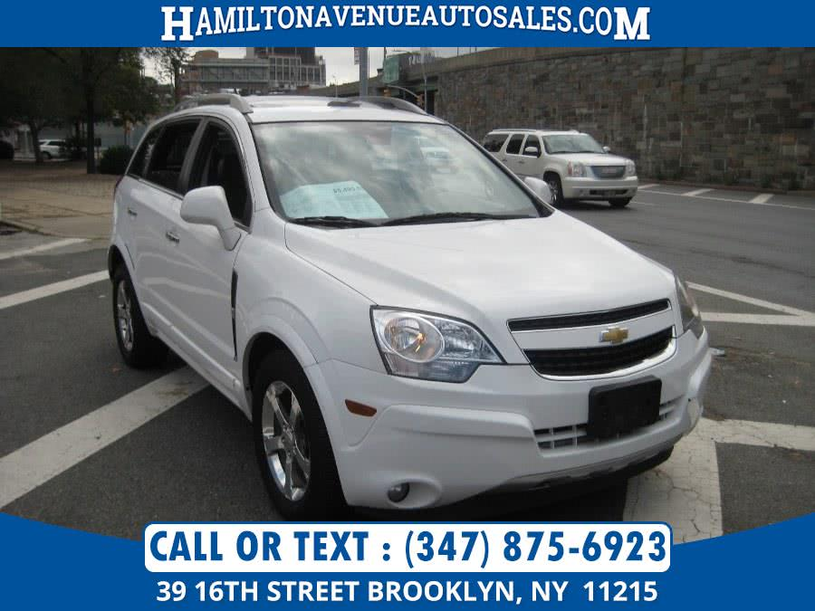 Used 2014 Chevrolet Captiva Sport Fleet in Brooklyn, New York | Hamilton Avenue Auto Sales DBA Nyautoauction.com. Brooklyn, New York