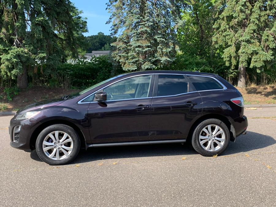 2010 Mazda CX-7 AWD 4dr s Grand Touring, available for sale in Waterbury, Connecticut | Platinum Auto Care. Waterbury, Connecticut