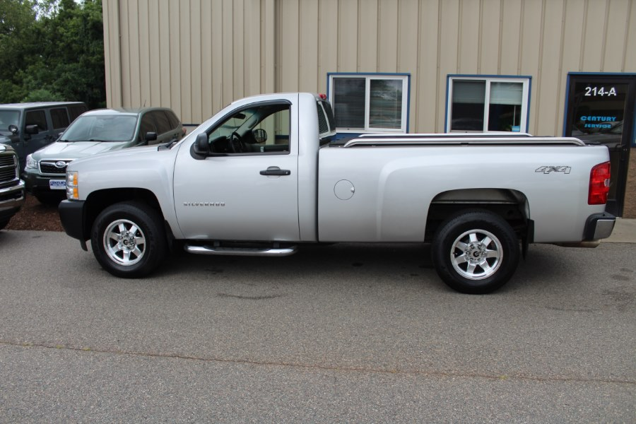 """Used Chevrolet Silverado 1500 4WD Reg Cab 133.0"""" Work Truck 2010 