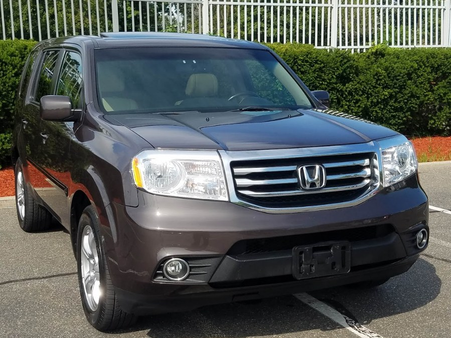 2012 Honda Pilot EX-L 4WD w/Leather,Sunroof,Backup Camera,Bluetooth, available for sale in Queens, NY