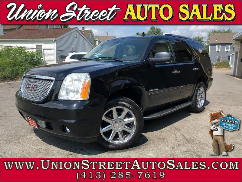 2011 GMC Yukon AWD 4dr 1500 Denali, available for sale in West Springfield, MA