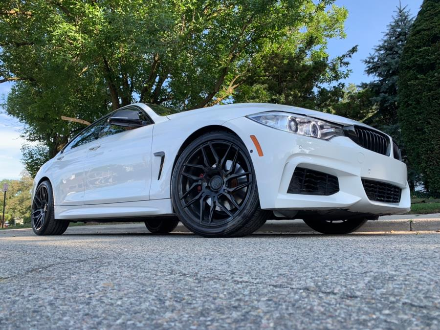 2015 BMW 4 Series 4dr Sdn 428i  Gran Coupe, available for sale in Franklin Square, New York | Luxury Motor Club. Franklin Square, New York