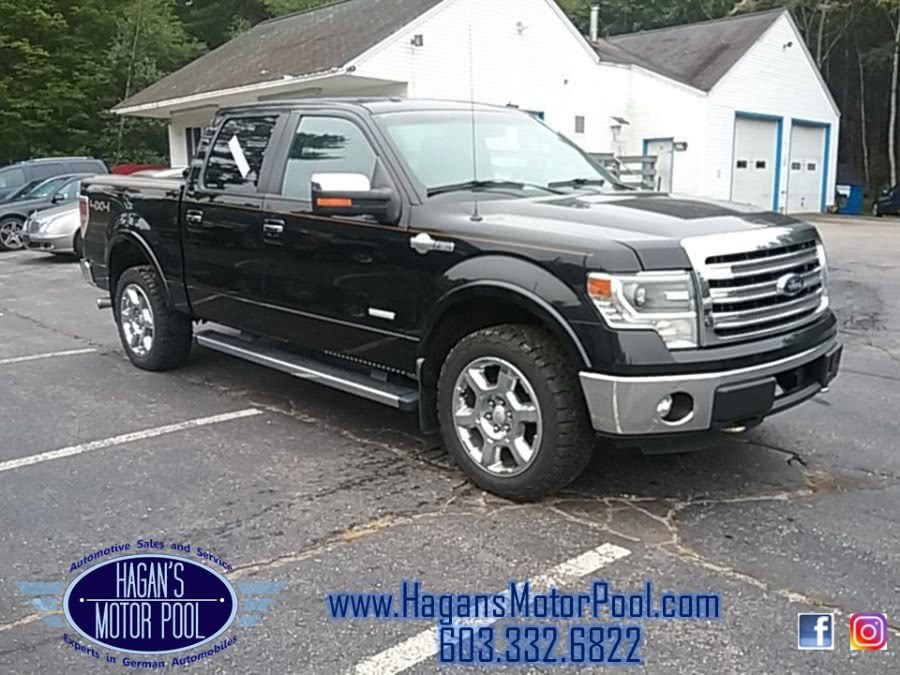 Used 2013 Ford F-150 in Rochester, New Hampshire | Hagan's Motor Pool. Rochester, New Hampshire