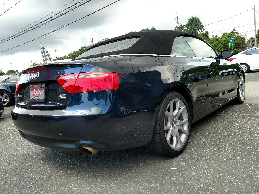 2011 Audi A5 2dr Cabriolet Auto quattro 2.0T Premium, available for sale in Wantagh, New York | Alpine Motors Inc. Wantagh, New York