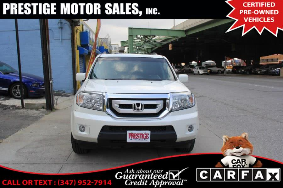 Used 2011 Honda Pilot in Brooklyn, New York | Prestige Motor Sales Inc. Brooklyn, New York