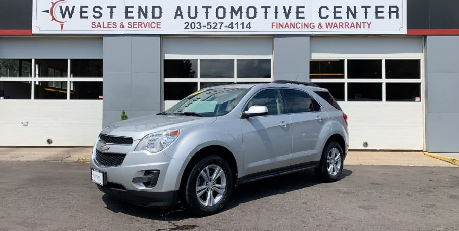 Used Chevrolet Equinox AWD LT 2012 | West End Automotive Center. Waterbury, Connecticut