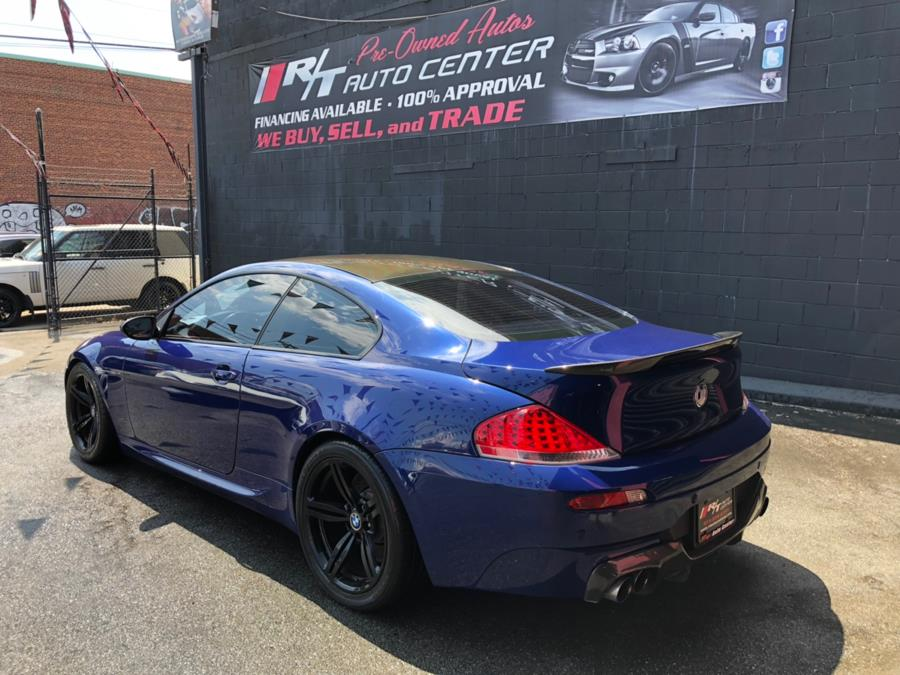2007 BMW 6 Series 2dr Cpe M6, available for sale in Newark, New Jersey | RT Auto Center LLC. Newark, New Jersey