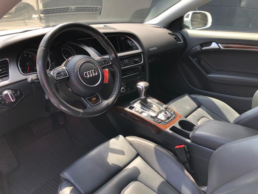 2015 Audi A5 2dr Cpe Auto quattro 2.0T Premium Plus, available for sale in Newark, New Jersey | RT Auto Center LLC. Newark, New Jersey