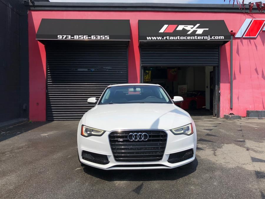 2015 Audi A5 2dr Cpe Auto quattro 2.0T Premium Plus, available for sale in Newark, New Jersey   RT Auto Center LLC. Newark, New Jersey