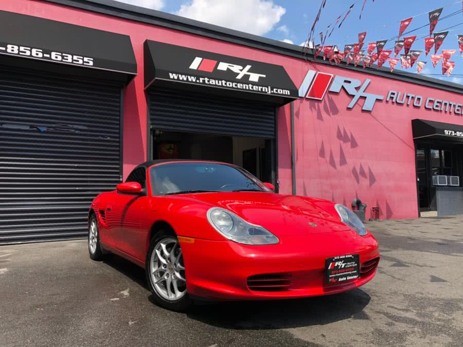 Used 2004 Porsche Boxster in Newark, New Jersey | RT Auto Center LLC. Newark, New Jersey