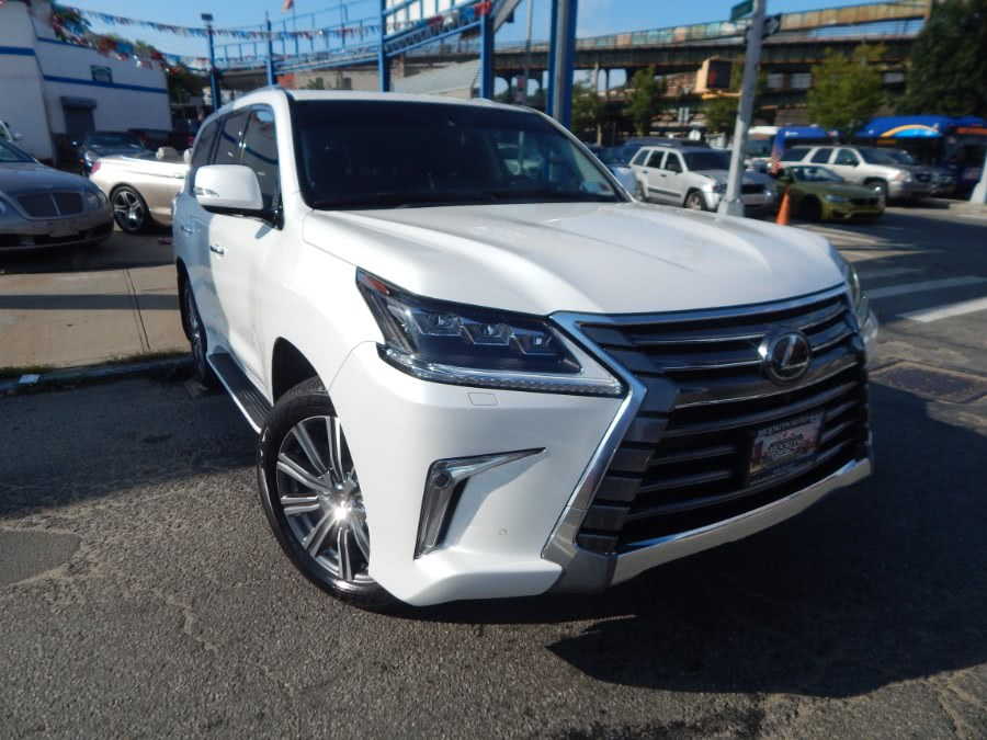 Used Lexus LX 570 4WD 4dr 2016 | Brooklyn Auto Mall LLC. Brooklyn, New York