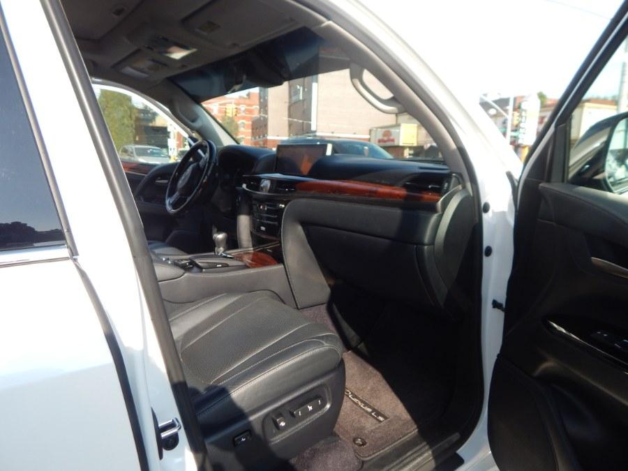 Used Lexus LX 570 4WD 4dr 2016 | Brooklyn Auto Mall LLC. Brooklyn, New York