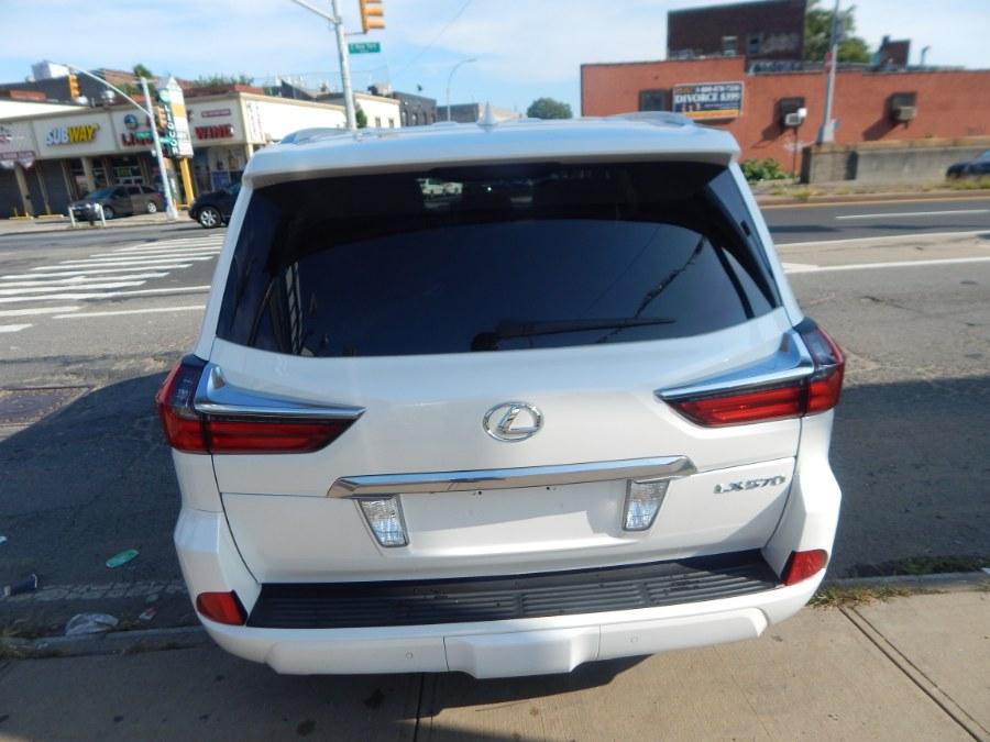 Used Lexus LX 570 4WD 4dr 2016   Brooklyn Auto Mall LLC. Brooklyn, New York