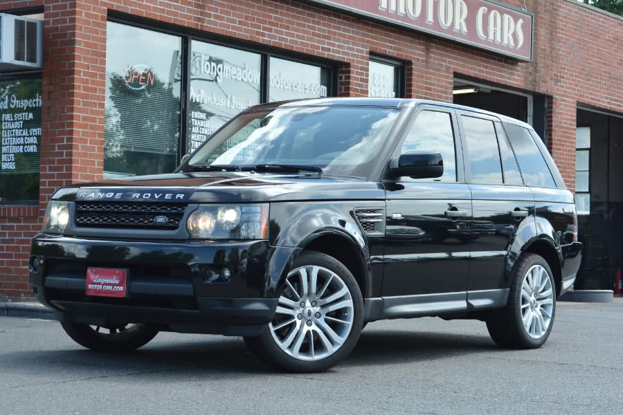 Used 2010 Land Rover Range Rover Sport in ENFIELD, Connecticut | Longmeadow Motor Cars. ENFIELD, Connecticut