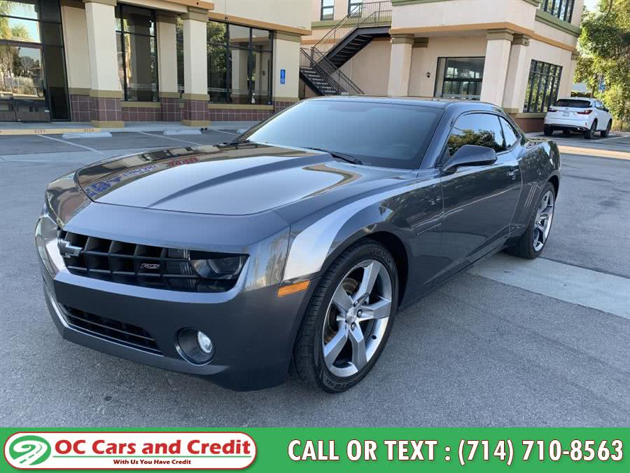 Used 2011 Chevrolet Camaro in Garden Grove, California | OC Cars and Credit. Garden Grove, California