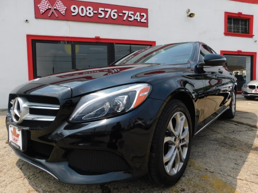 Used 2016 Mercedes-Benz C-Class in Elizabeth, New Jersey | Supreme Motor Sport. Elizabeth, New Jersey