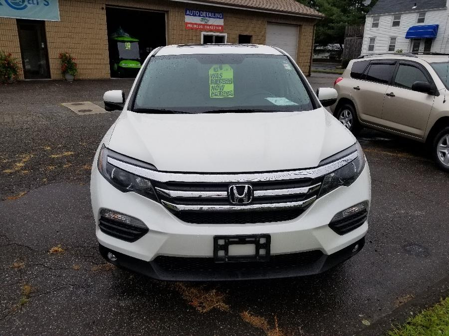 2016 Honda Pilot AWD 4dr EX-L, available for sale in Old Saybrook, Connecticut | Saybrook Leasing and Rental LLC. Old Saybrook, Connecticut